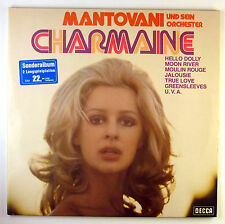"2x12"" LP - Mantovani Und Sein Orchester - Charmaine - k6026 - washed & cleaned"