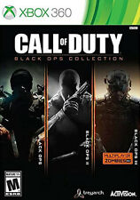Call of Duty: Black Ops Collection (Xbox 360)
