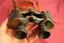 WW1 era Carl Zeiss London Military Binoculars, dated 1914..