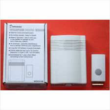 DOORMAN WIRELESS BATTERY OPERATED DOOR-CHIME KIT BRAND NEW BOXED