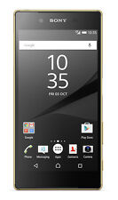 Sony Xperia Z5 - 32GB-gold (unlocked) smartphone single sim uk spec Android