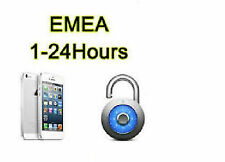 Fastest Factory Unlock for iPhone locked to EMEA service 3/4/4s/5/5s/5c/6 fastes