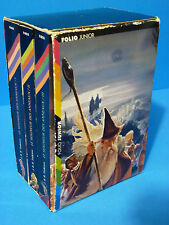 Le Seigneur Des Anneaux Box Set 3 FRENCH Books # 1-2-3 (Lord of the Rings)