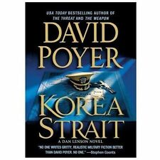 Korea Strait 10 by David Poyer (2007, Paperback)
