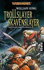 Trollslayer - Skavenslayer von William King (2011, Taschenbuch)