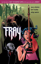 Fray: Future Slayer by Joss Whedon (Paperback, 2003)