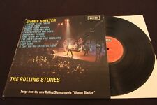 THE ROLLING STONES : Gimme Shelter LP DECCA Teldec SLK 16731-P Germany