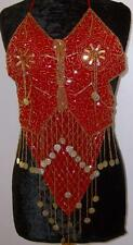 Butterfly top for belly dance - Faria
