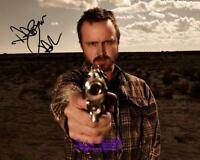 Aaron Paul Jesse Breaking Bad SIGNED AUTOGRAPHED 10X8 REPRO PHOTO PRINT