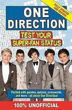 "One Direction: Test Your Super-fan Status, Maloney, Jim, ""AS NEW"" Book"