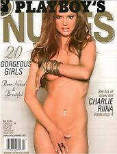 "PLAYBOY NUDES ""HARLIE RINA"" NOVEMBER 2011"