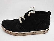 Born Size 8 Black Leather Boots New Mens Shoes
