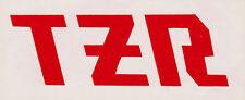 Etiqueta engomada TZR