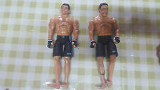 UFC TUF FINALE FORREST GRIFFIN VS STEPHAN BONNAR FIGURES USED
