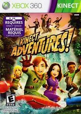 Kinect Adventures Xbox 360 Game