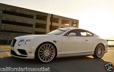 "22"" RF15 STAGGERED CONCAVE WHEELS RIMS FOR BENTLEY CONTINENTAL GT & FLYING SPUR"
