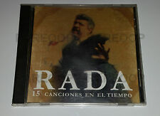 15 Canciones en el Tiempo by Ruben Rada (CD, 2004) MADE IN URUGUAY