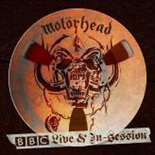 BBC Live & In-Session by Motörhead (CD, Aug-2005, Sanctuary)
