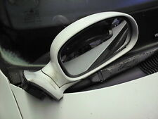 Hyundai Lantra Mk2 Estate 1997 White Electric Door Mirror Drivers Side Right