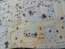 Kutusita Nyanko Cat Letter Set writing paper envelope stationery cute san-x