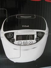 T-fal RK705851 10-In-1 RICE & MULTI COOKER w/ 10 AUTOMATIC FUNCTIONS 10 CUPS NEW