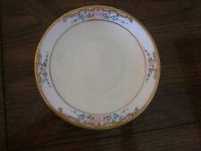 "J P L France Limoges Jean Pouyat Plate 9"" diameter Pale Yellow more available"
