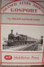 VIC MITCHELL KEITH SMITH RAILWAY BOOK TRAIN LINE TRAIN BRANCH LINES GOSPORT IOW