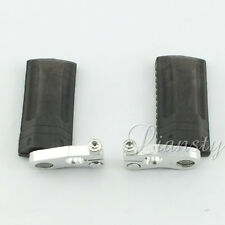 Foot Pegs Rest Footrests Footpegs 47cc 49cc Mini Moto Pocket Bike Minimoto NEW