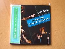 "Bee GEES ""to whom it My Concern"" Japan mini LP CD"