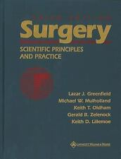 Surgery: Scientific Principles and Practice (Free CD-ROM with Return of Enclosed