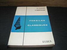 A. CHAVAN et H. MONTOCCHIO: Fossiles Classiques