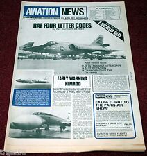 Aviation News 5.22 F-106 Delta Dart,RAF Leeming Jetstream