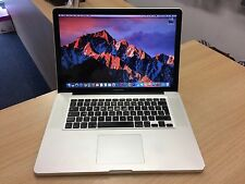 "MacBook Pro 15"" 2011 Core i7 2 GHz A1286✔ 500GB ✔8GB✔ MS OFFICE + PS INSTALLED"