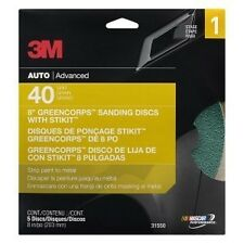 3M™ Sanding Disc with Stikit™ Attachment, 40 Grit, 8 inch, 31550