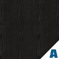 Pellicola Adesiva Rovere Nero Opaco  larg. 30 cm AL METRO LINEARE effetto legno