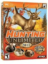 Hunting Unlimited 2011   Brand New PC Hunting Game  Go for the Trophy Kill   NEW