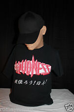 Loudness 30th Anniversary World Tour - Pray For Japan 2011 Concert T-Shirt