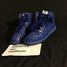 Nike Dunk High Supreme Quilt Blue Olympic 321762-441 Size 12