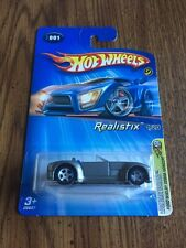 HOT WHEELS 2005 FIRST EDITIONS FORD SHELBY COBRA CONCEPT #001 5 SP REALISTIX