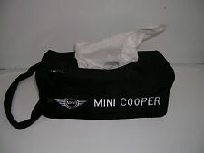 TISSUE BOX COVER MINI COOPER JCW CLUBMAN HATCH GP GT S AUSTIN SPRINT CHOPPER