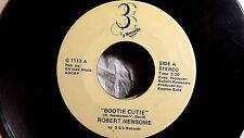 MODERN SOUL BOOGIE 45:  ROBERT NEWSOME - BOOTIE CUTIE/PARTY TONITE*HEAR mp3*