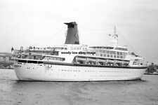 mc3607 - Bahamas Liner - Flamenco , built 1972 ex Spirit of London - photo 6x4