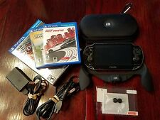 Sony Playstation PS Vita 8 GB OLED Games Bundle
