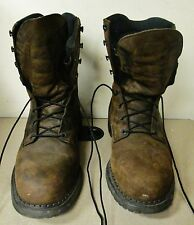 Red Wing Boots Steel Toe Waterproof Style ASTM-F-2413-05 2211 USA Men's Size 13