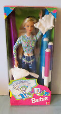 NEVER REMOVED FROM BOX 1998 TIE DYE BARBIE DOLL