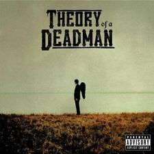 Theory of a Deadman - Theory of a Dead Man [New CD] Explicit