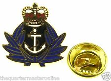 WRNS Womens Royal Naval Service Lapel Pin Badge