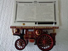 MATCHBOX STEAM POWERED VEHICLES COLLECTION THE SHOWMAN'S ENGINE
