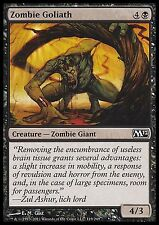 Zombie Goliath   x4   EX/NM M12 MTG Magic Cards Black Common