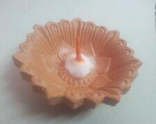 Handmade Dia Diya Clay Oil Lamp Diwali Prayers Lighting Home Decor Temple Gift